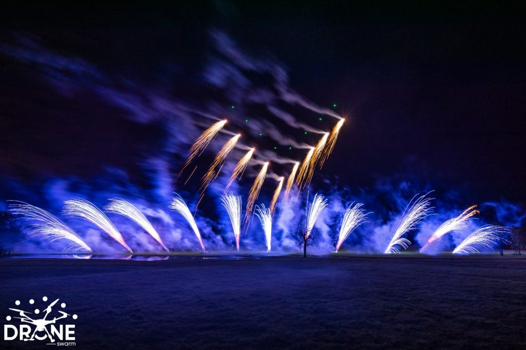 Drone Light Displays UK