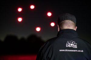 Drone Swarm Display